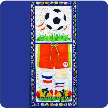 Pieceful Designs - Futbol