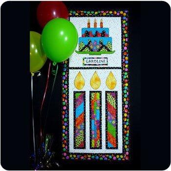 Pieceful Designs - Happy Birthday
