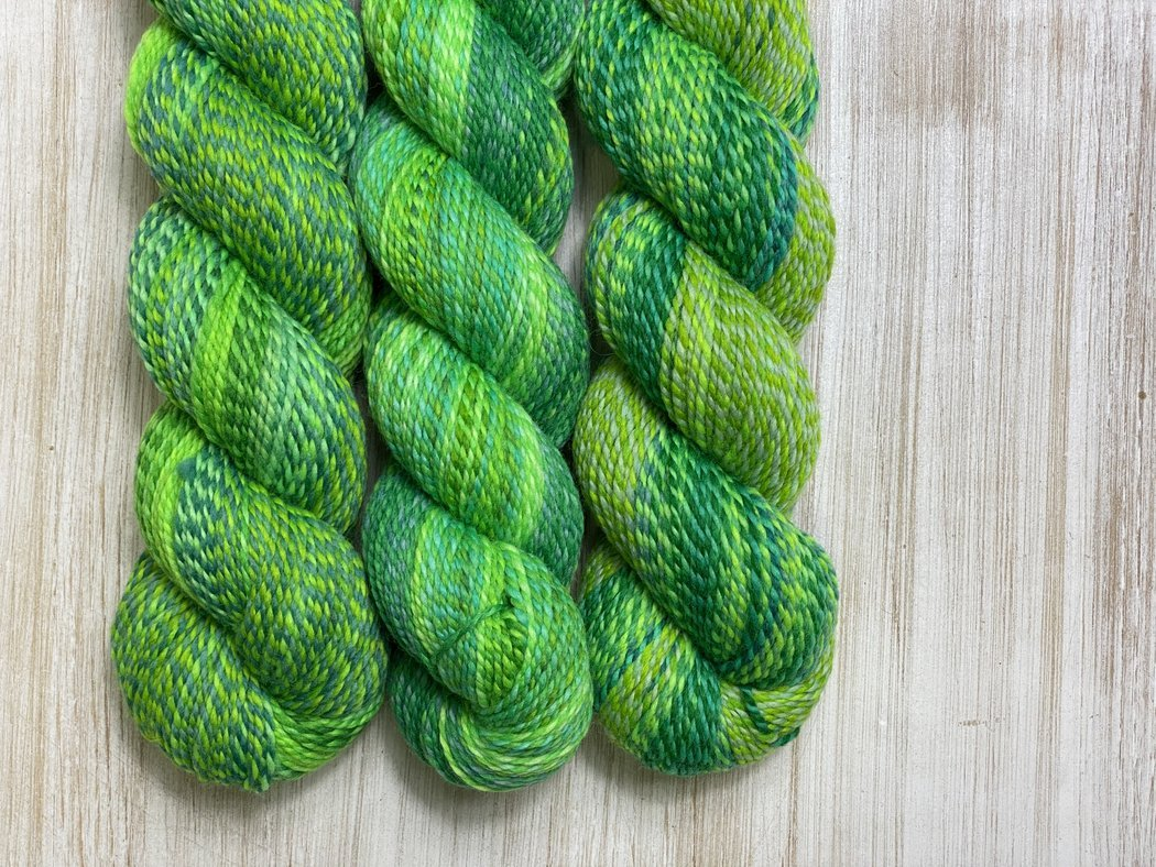 Primrose Yarn Co - Homestead Sport - Grass Roots
