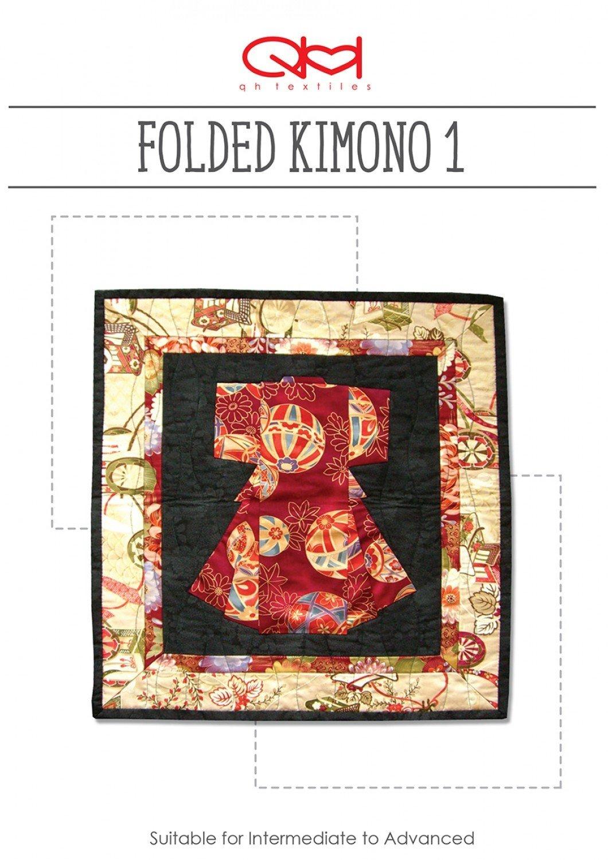 QH Textiles - Folded Kimono 1