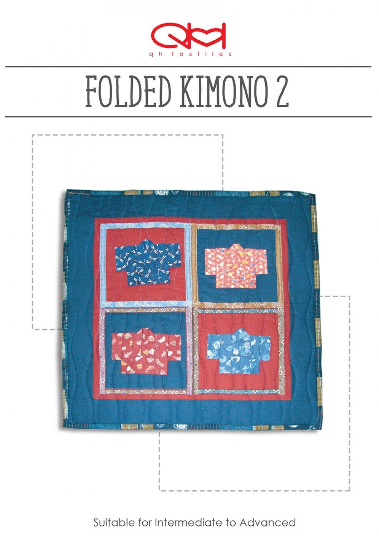 QH Textiles - Folded Kimono 2