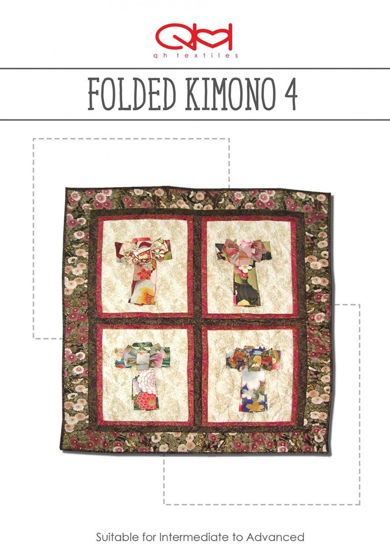 QH Textiles - Folded Kimono 4