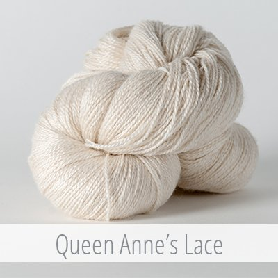 The Fibre Co. Yarns - Meadow - Queen Anne's Lace
