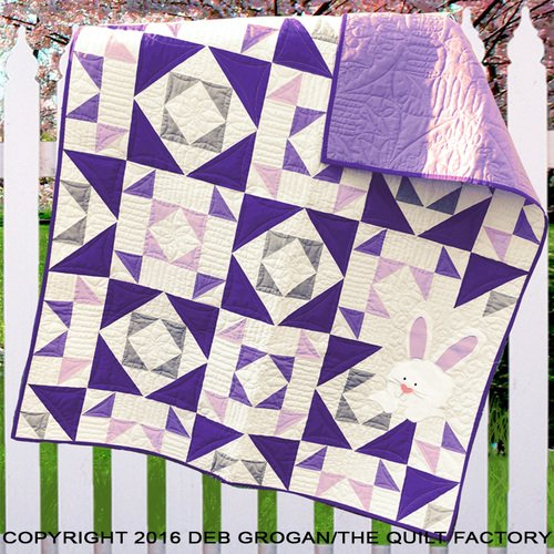 The Quilt Factory Patterns - Little Bunny