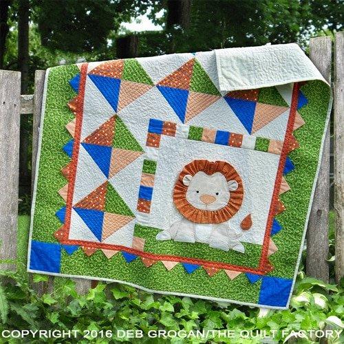 The Quilt Factory Patterns - Roar