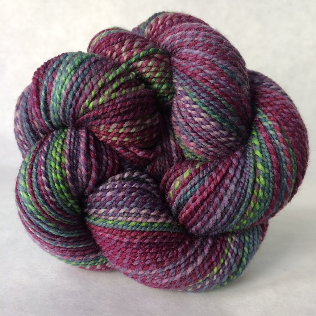 Spin Cycle Yarns - Dyed in the Wool - Ruination