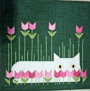 Edie Harper Quilt Pattern - Spring Peeper