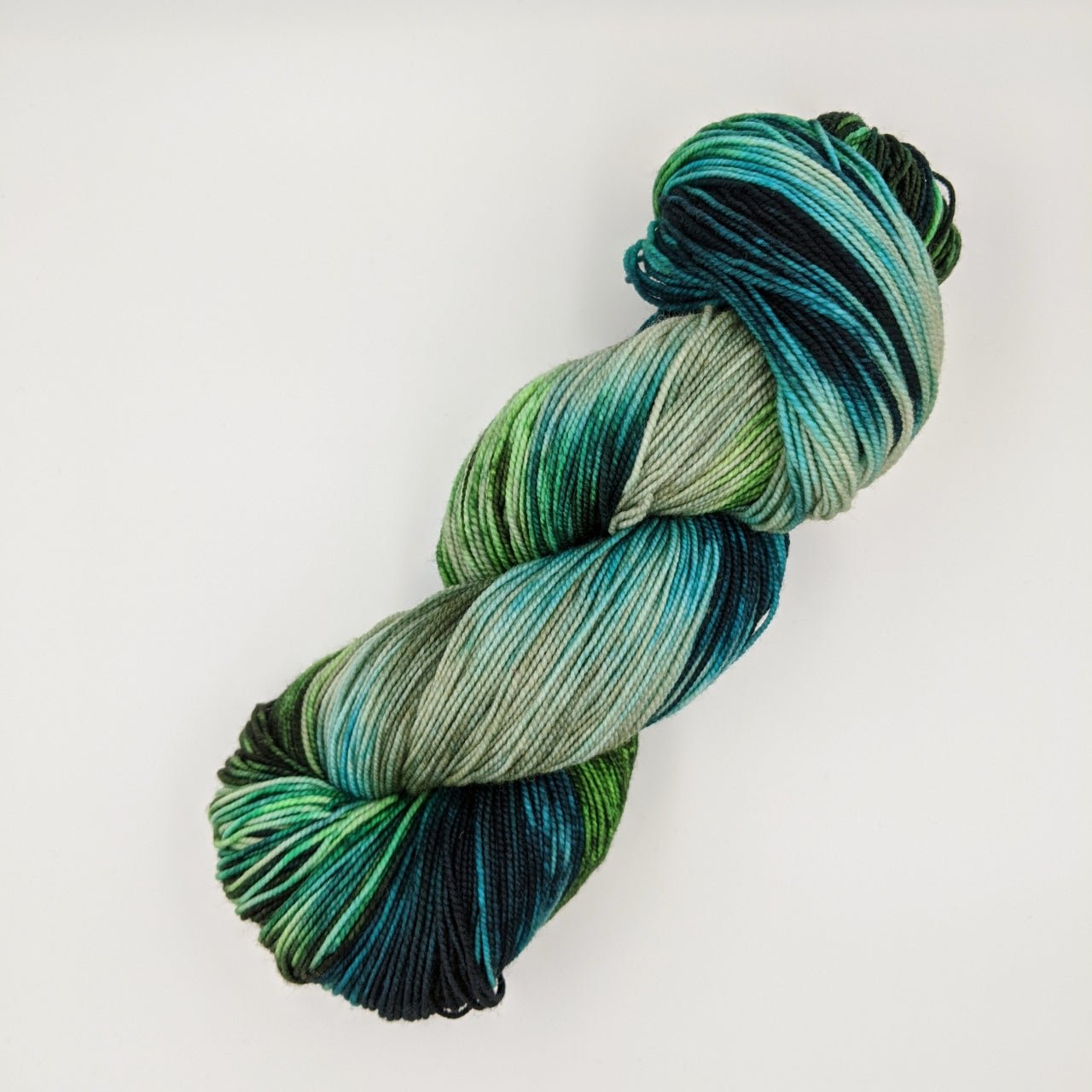 The Fiber Seed - Sprout DK - Three Sister Springs - Kaleidoscope