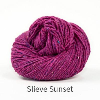 The Fibre Company - Arranmore Light - Slieve Sunset