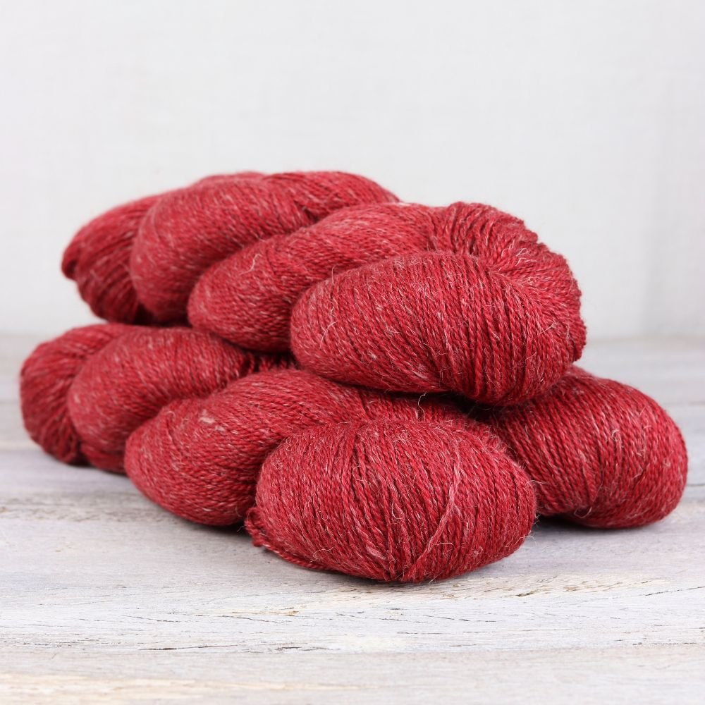 The Fibre Co. Yarns - Meadow - Red Clover