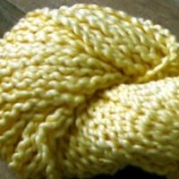 Florafil W/Metallic Bulky-Yellow Cinquefil