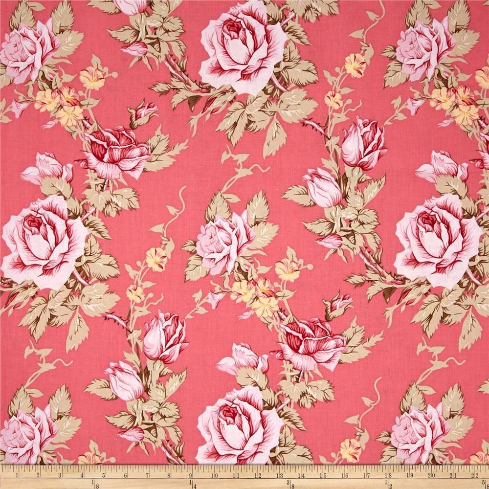 Rustic Blush-Antique Rose-Berry