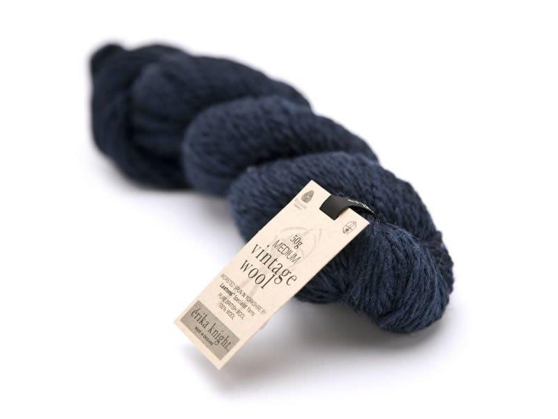 Vintage Wool-Dark