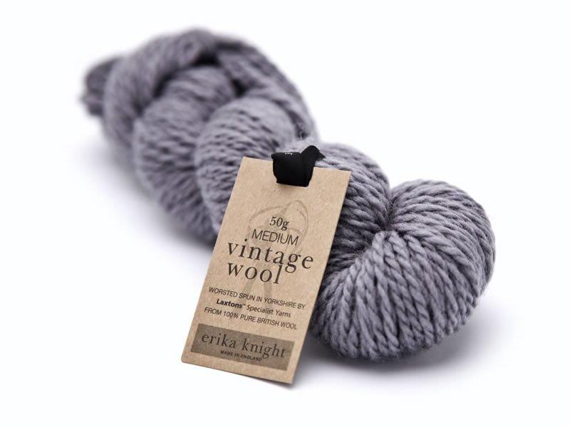 Vintage Wool-Drizzle