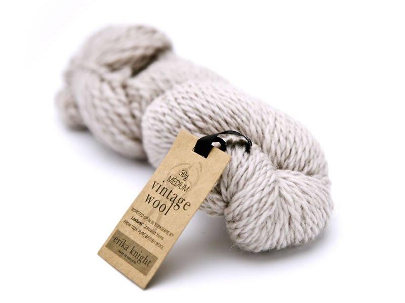 Vintage Wool-Flax