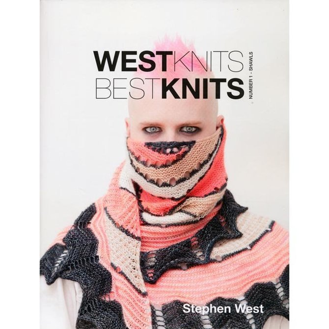 WestKnits Best Knits-Number 1-Shawls