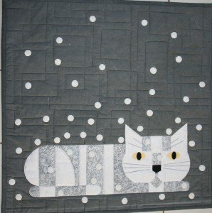 Edie Harper Quilt Pattern - Winter Watcher