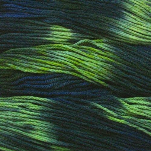Malabrigo - Chunky - Lime Blue