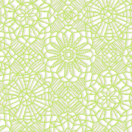 AMAZING LACE 24632-ZH LIME WHITE