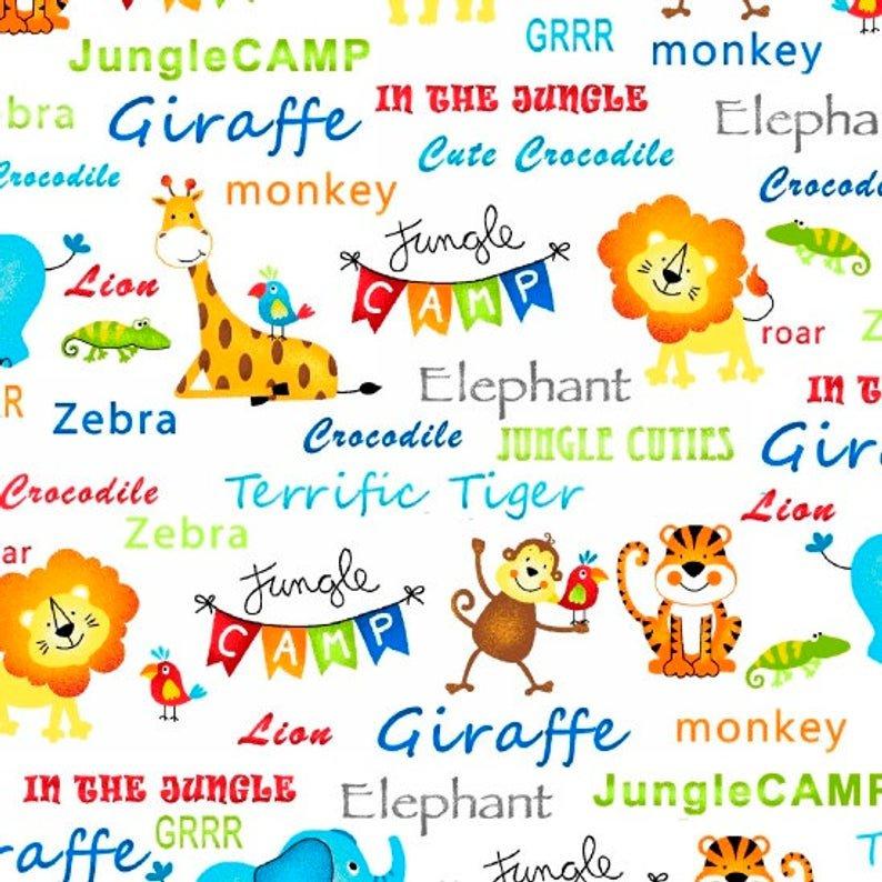JUNGLE CAMP 3865-1