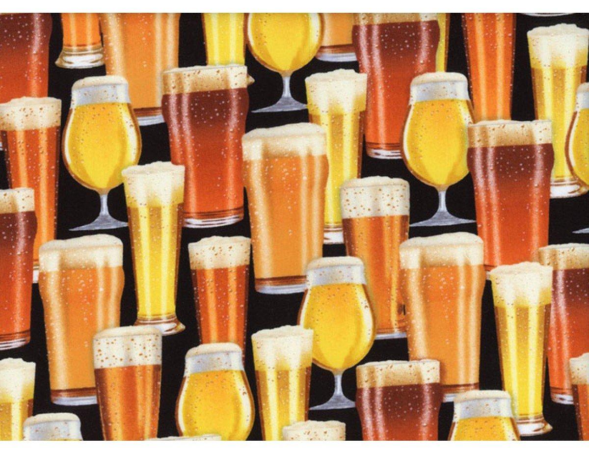 Octoberfest Beer Glass Multi
