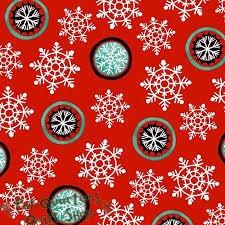 HELLO SNOW 6388 RED