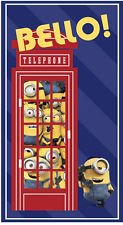 BRITISH INVASION MINION PANEL 24311-N