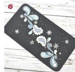 GL Jack Frost Kit w/Pattern & Beads