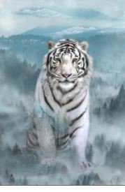 Call of the Wild White Tiger Panel 28
