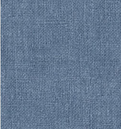 Burlap Marine Blue