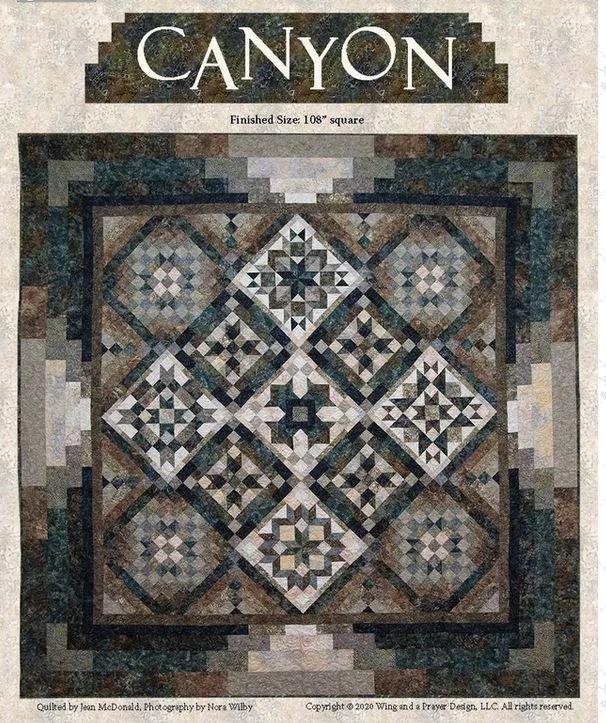 Canyon Kit 108x108