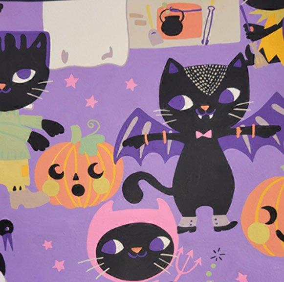 Costume Kitty Light Purple 8829D