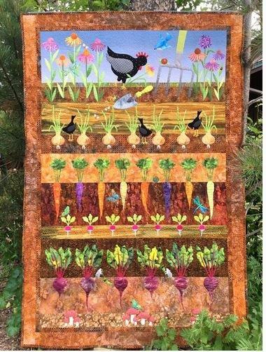Colleen's Garden Kit 50x74