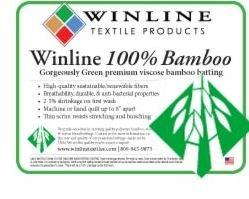 Bamboo Batting 96