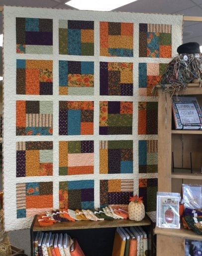 pressing matters quilt shop fall mosaic