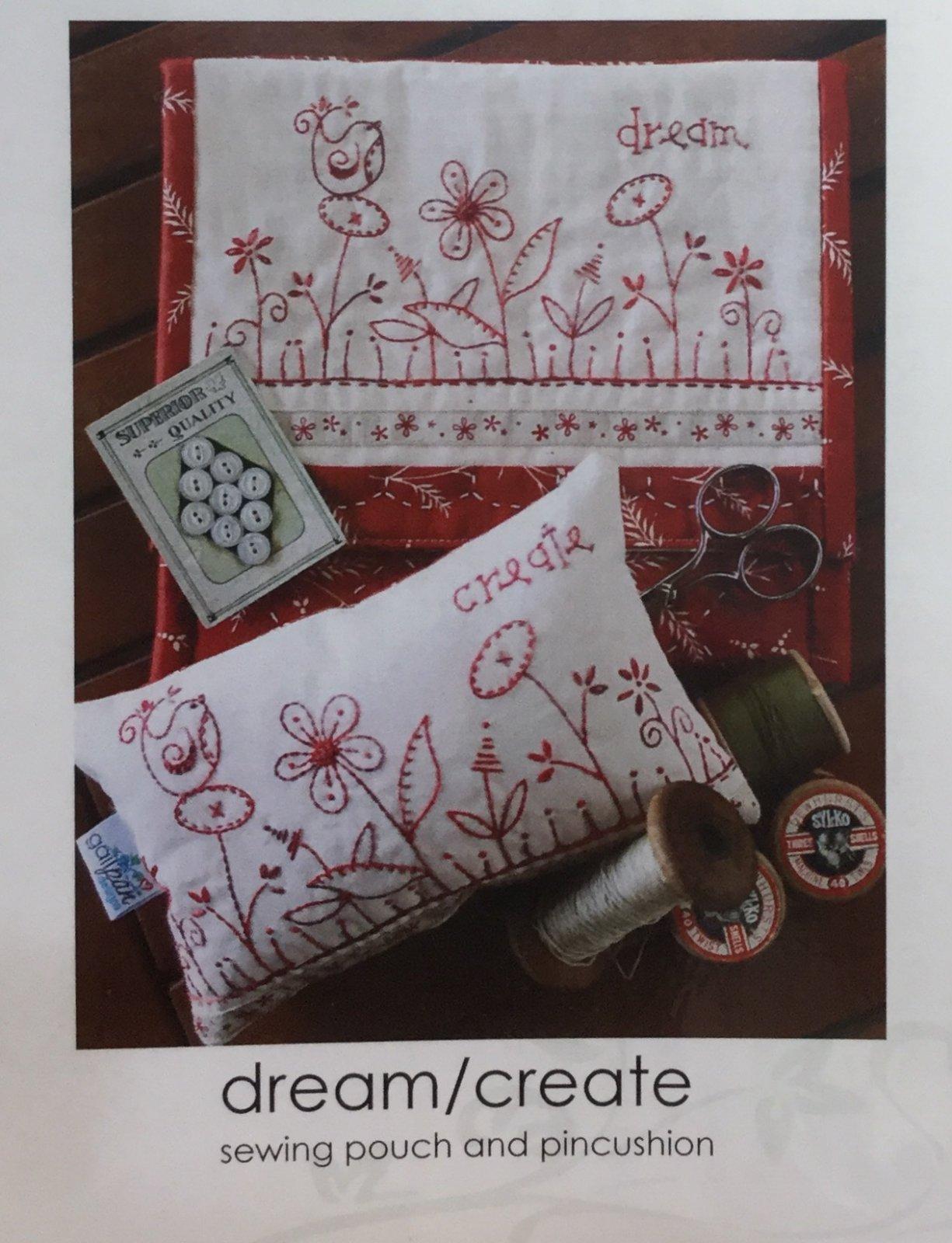 Dream/Create by Gail Pan