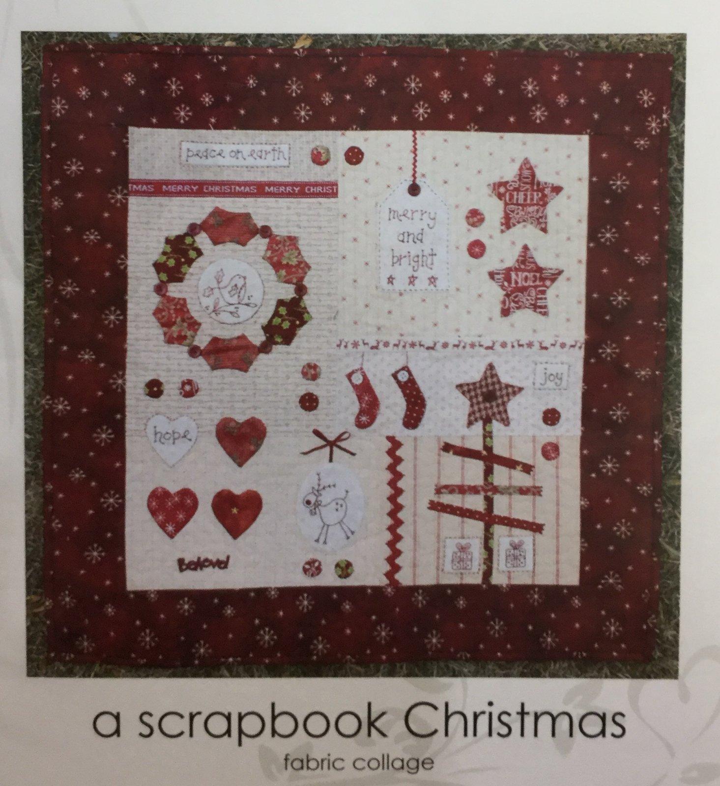 A Scrapbook Christmas by Gail Pan