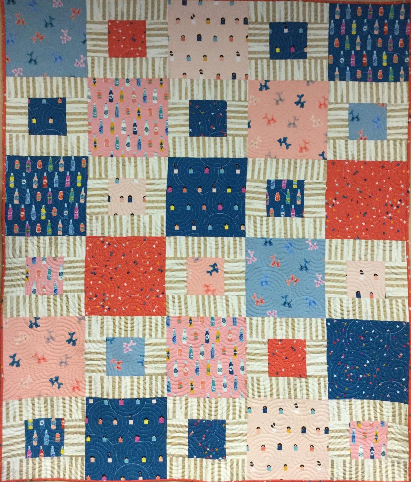 Sheryl Quilt Kit