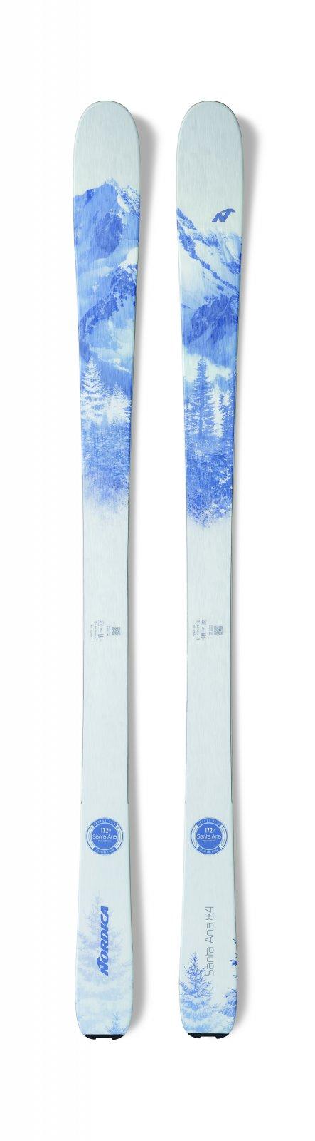2022 Nordica Santa Ana 84 Women's Ski