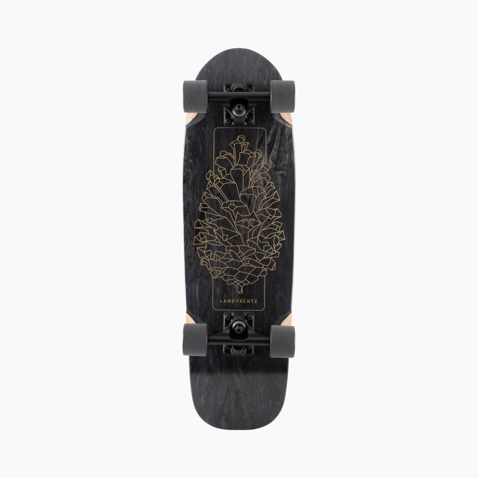 Landyachtz Dinghy Blunt Pinecone Skateboard Complete