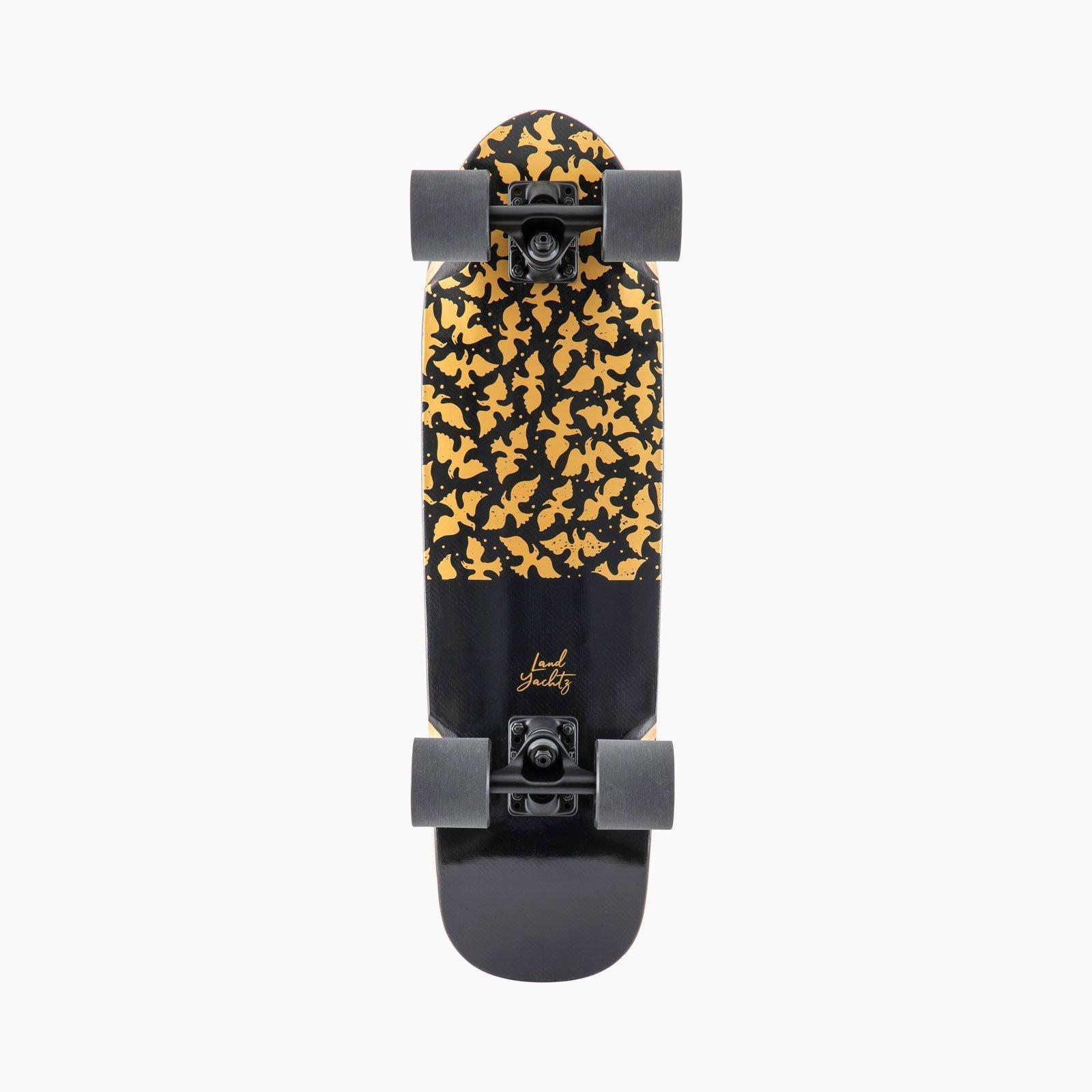 Landyachtz Dinghy Turbo Flight Skateboard Complete