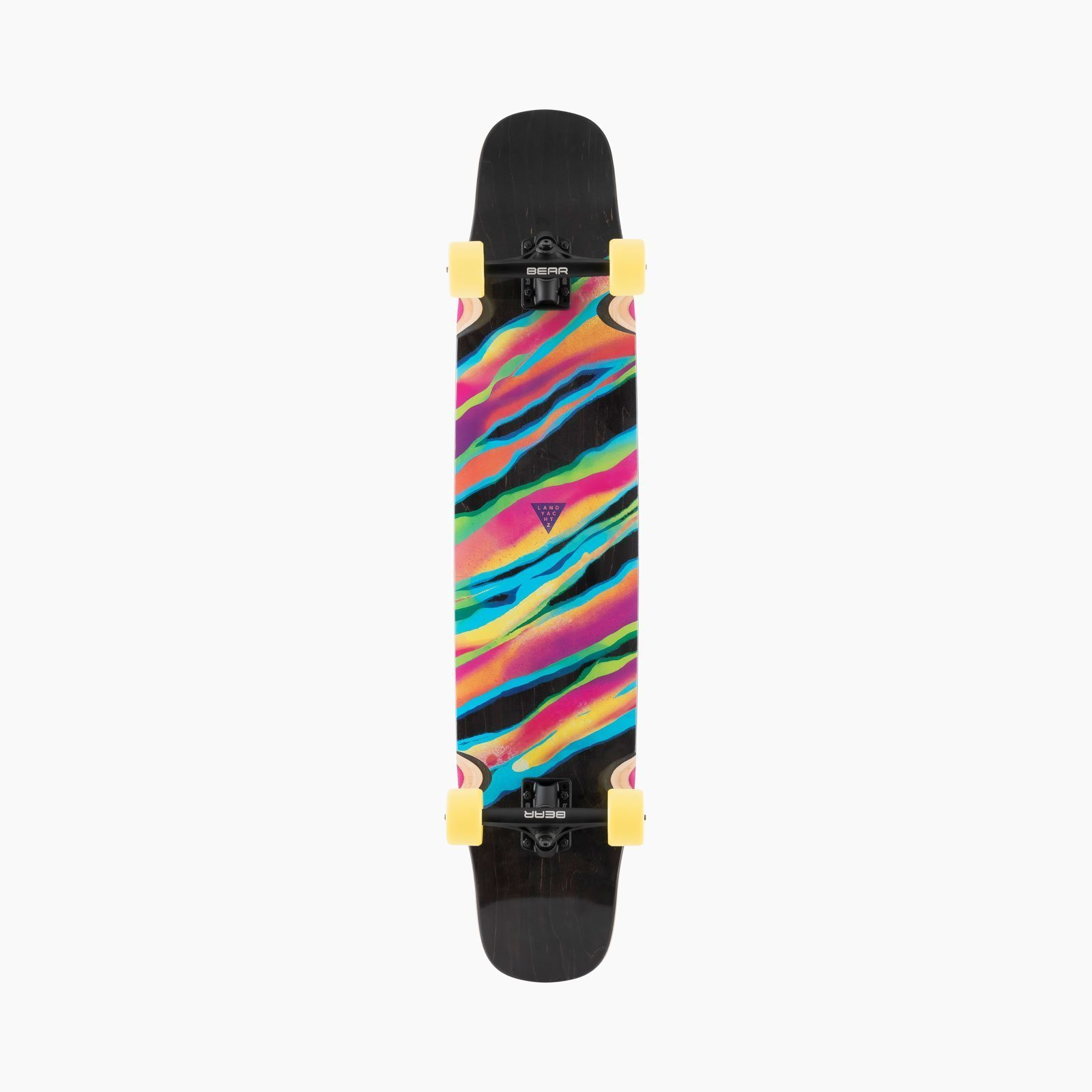 Landyachtz Stratus Spectrum Longboard Complete