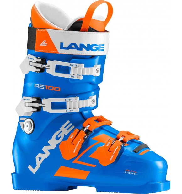 2019 Lange RS 110 Wide Ski Boots