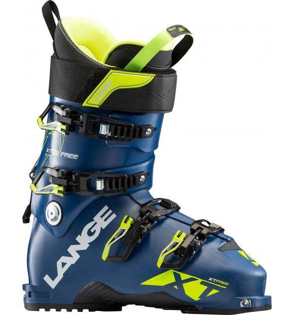 2020 Lange XT 120 Free Men's Ski Boots