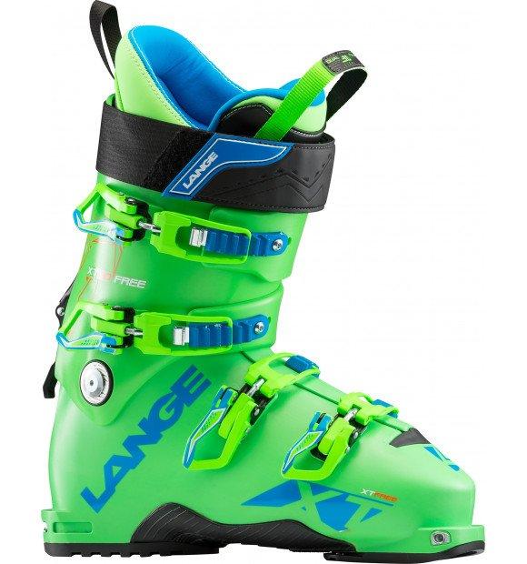 2020 Lange XT Free 130 Men's Ski Boots