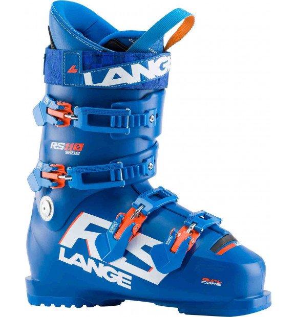 2022 Lange RS 110 Wide Ski Boots