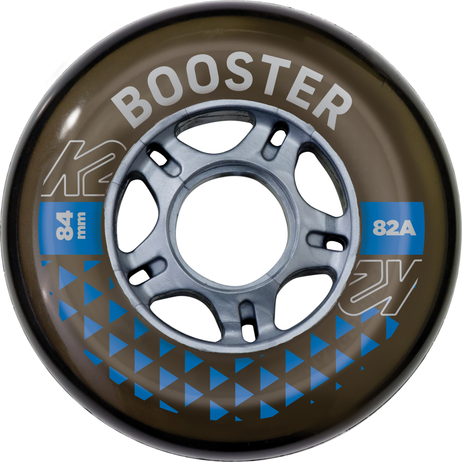 K2 Booster Wheel Pack - 84mm / 82A