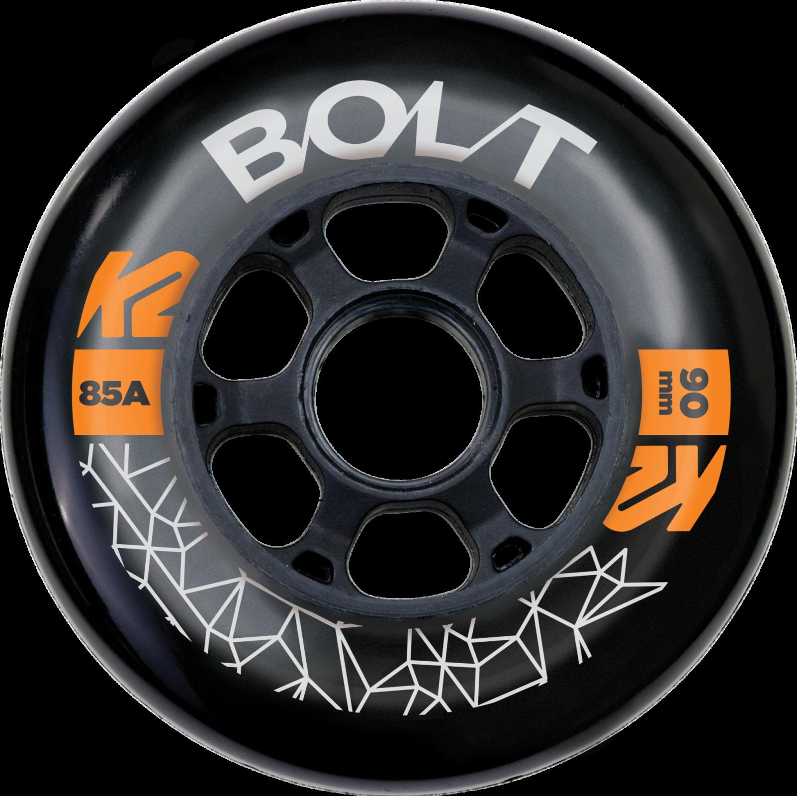 K2 Bolt Speed Wheel Pack - 90mm / 85A