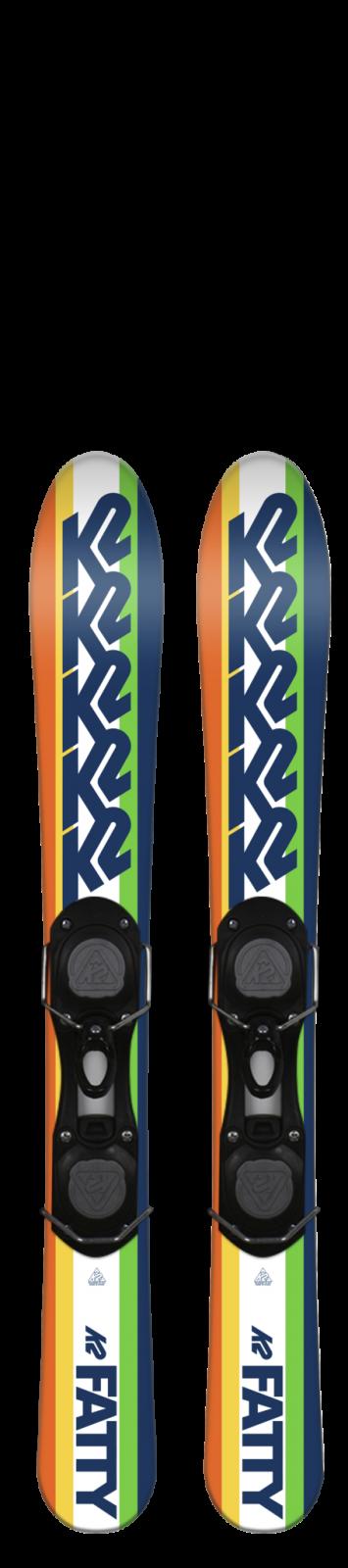 2020 K2 Fatty Skis