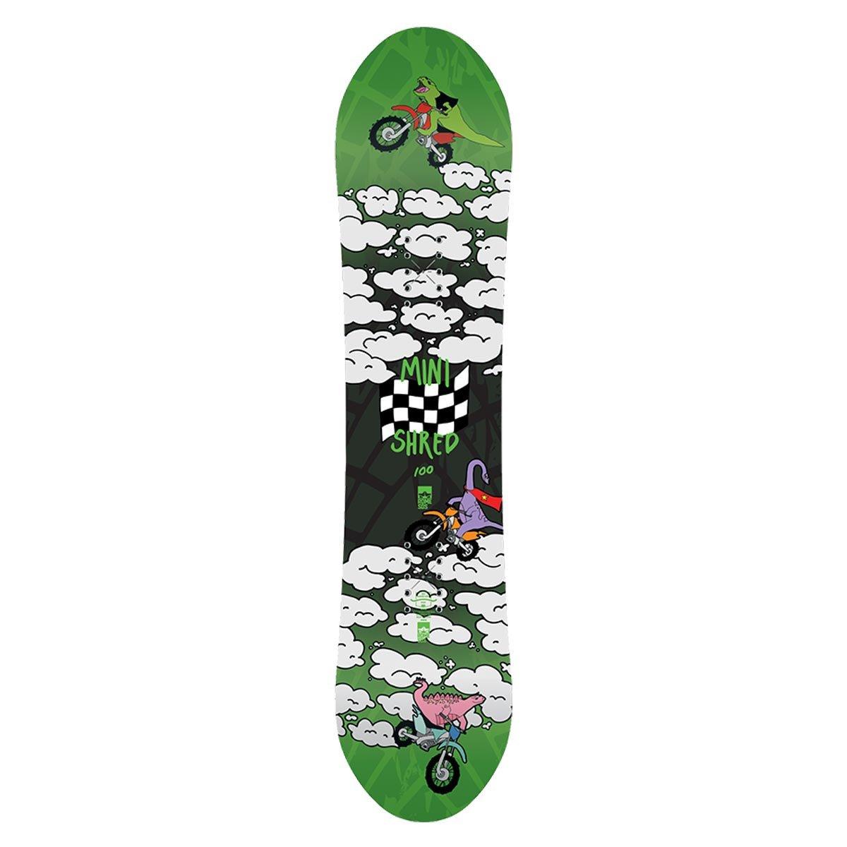 2020 Rome MiniShred Junior Snowboard